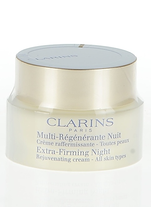 Clarins Extra Firming Night Cream All Skin Types 50 Ml Gece Kremi Renksiz
